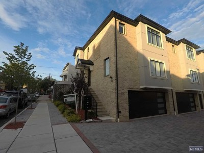 Cliffside Park Condo/Townhouse For Sale: 318 3rd Street