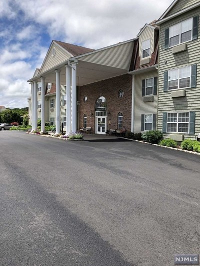 West Milford Condo/Townhouse For Sale: 5323 Richmond Road #323