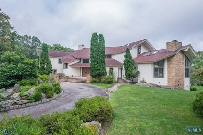 Morris County Single Family Home For Sale: 31 Hilltop Road