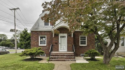Clifton Single Family Home For Sale: 1 Colfax Avenue