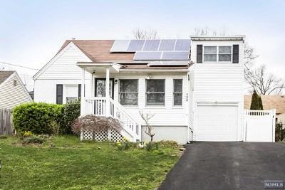 Dumont Single Family Home For Sale: 156 Knickerbocker Road