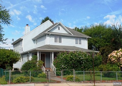 Bergenfield Single Family Home For Sale: 148 South Prospect Avenue