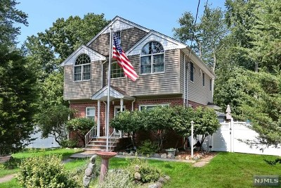 Waldwick Single Family Home For Sale: 147 West Prospect Street