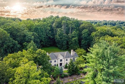 Saddle River Single Family Home For Sale: 233 West Saddle River Road