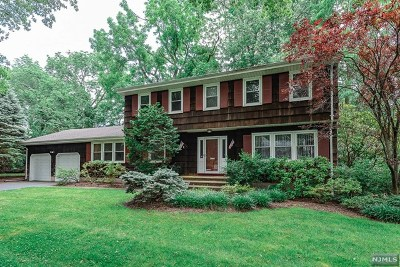 Paramus Single Family Home For Sale: 6 Vermont Drive