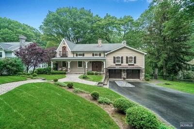 Ridgewood Single Family Home For Sale: 701 Upper Boulevard