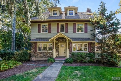 Morris County Single Family Home For Sale: 8 Woodland Avenue