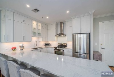 Hudson County Condo/Townhouse For Sale: 1100 Adams Street #415