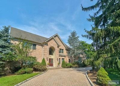 Upper Saddle River Single Family Home For Sale: 345 East Saddle River Road