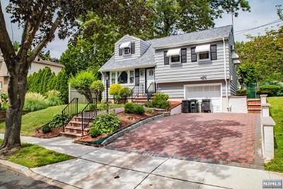 Dumont Single Family Home For Sale: 68 Marion Avenue
