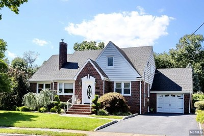 Oradell Single Family Home For Sale: 253 Prospect Avenue