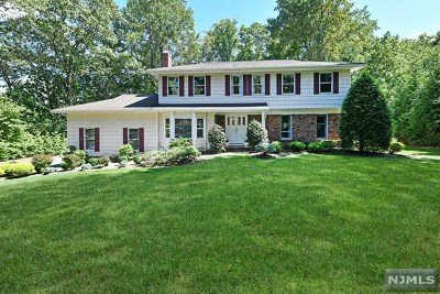 Ramsey Single Family Home For Sale: 68 Manor Drive