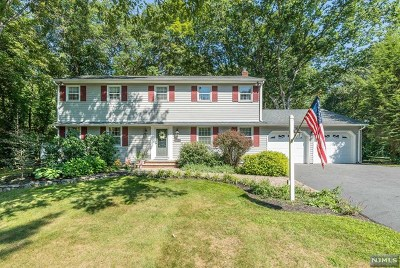 Ringwood Single Family Home For Sale: 115 James Drive