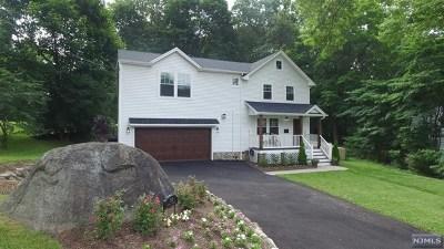 Midland Park Single Family Home For Sale: 168 Prospect Street