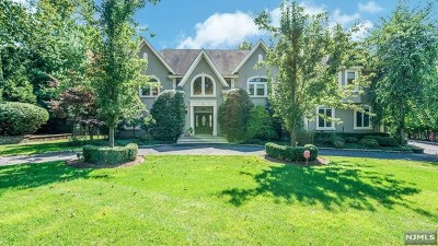 Upper Saddle River Single Family Home For Sale: 44 Hampshire Hill Road