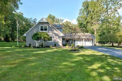 Allendale Single Family Home For Sale: 60 Donnybrook Drive