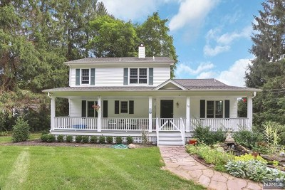 Ringwood Single Family Home For Sale: 15 Hickory Road
