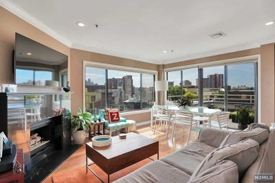Hudson County Condo/Townhouse For Sale: 600 1st Street #9