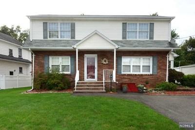 Pompton Lakes Single Family Home For Sale: 810 Ramapo Avenue
