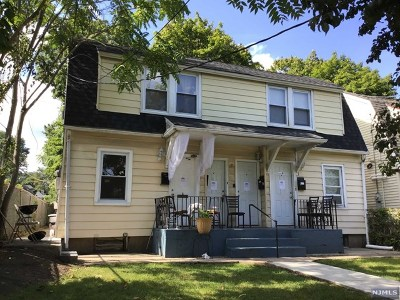 Essex County Multi Family 2-4 For Sale: 118 Maple Avenue