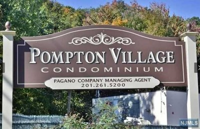 Pompton Lakes Condo/Townhouse For Sale: 310 Federal Hill Road