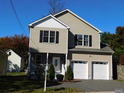 Boonton Town Single Family Home For Sale: 411 Washington Street