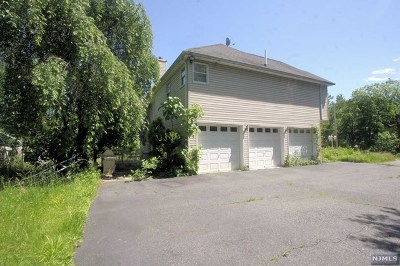 Denville Township Single Family Home For Sale: 44 Mount Pleasant Turnpike