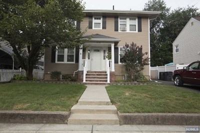 Bergenfield Single Family Home For Sale: 70 Beucler Place