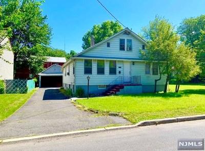Paramus Single Family Home For Sale: 109 Prospect Street