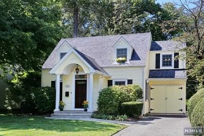 River Edge Single Family Home For Sale: 781 5th Avenue