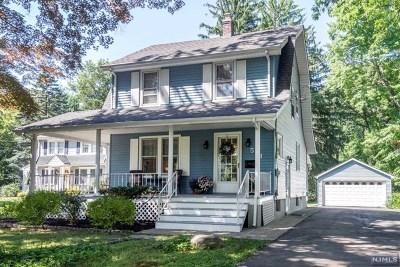 Ridgewood Single Family Home For Sale: 521 North Monroe Street