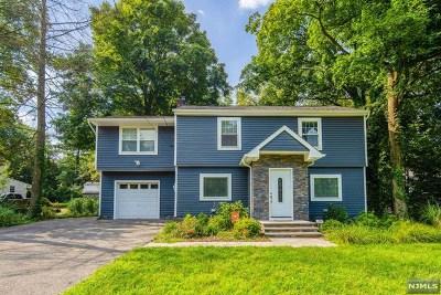 Ridgewood Single Family Home For Sale: 270 Franklin Turnpike
