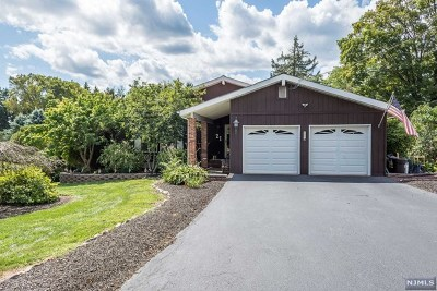 West Milford Single Family Home For Sale: 21 Mohawk Trail