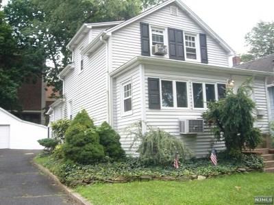 Dumont Single Family Home For Sale: 207 Johnson Avenue