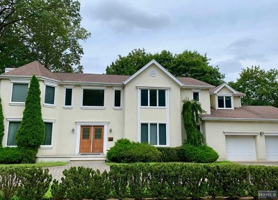Closter Single Family Home For Sale: 312 Anderson Avenue