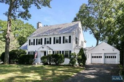 Glen Rock Single Family Home For Sale: 631 Lincoln Avenue