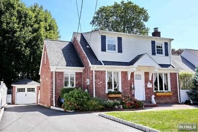 Dumont Single Family Home For Sale: 47 Merritt Avenue