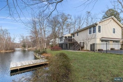 Ringwood Single Family Home For Sale: 569 Stonetown Road