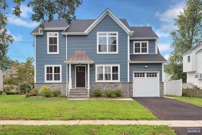 River Edge Single Family Home For Sale: 269 Kensington Road