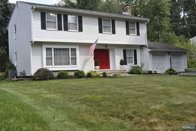 Glen Rock Single Family Home For Sale: 207 Glen Avenue