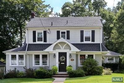 Glen Rock Single Family Home For Sale: 55 Fairview Avenue