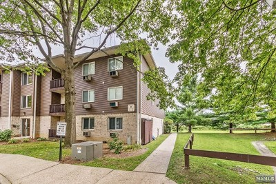 Pompton Lakes Condo/Townhouse For Sale: 112 Federal Hill Road
