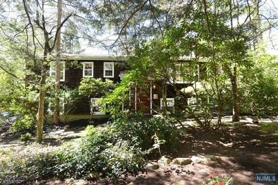 West Milford Single Family Home For Sale: 159 La Rue Road