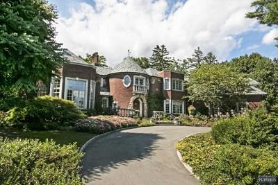 Ridgewood Single Family Home For Sale: 244 Highland Avenue