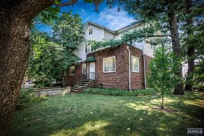 Hudson County Single Family Home For Sale: 832-838 Avenue A