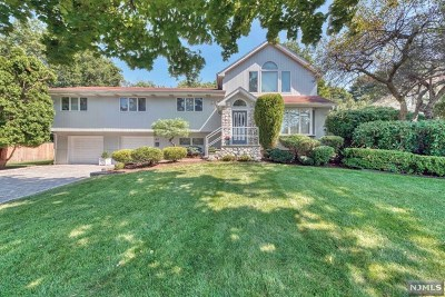 Closter Single Family Home For Sale: 43 Sherman Avenue