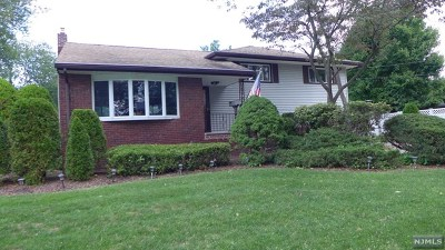 Oradell Single Family Home For Sale: 728 Village Road