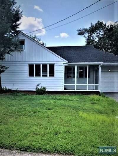 Fair Lawn Single Family Home For Sale: 16-11 Everett Terrace