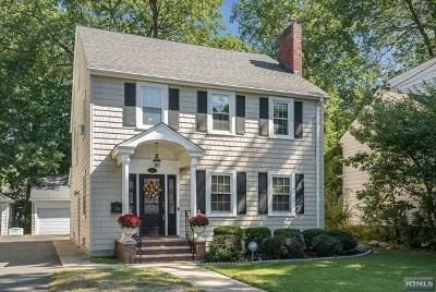 Glen Rock Single Family Home For Sale: 81 Bradford Street