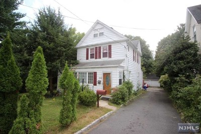 Closter Single Family Home For Sale: 340 Demarest Avenue